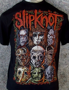 slipknot 9 masks