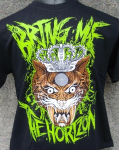 bring me the horizon fanged wolf