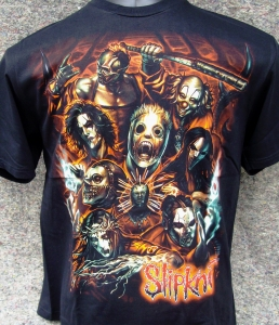 slipknot masked band 2
